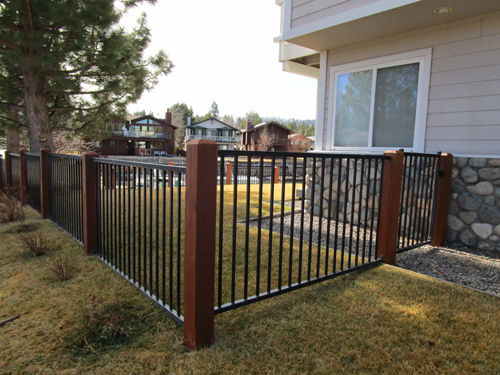 Our Work In Pictures South Shore Fence Company South